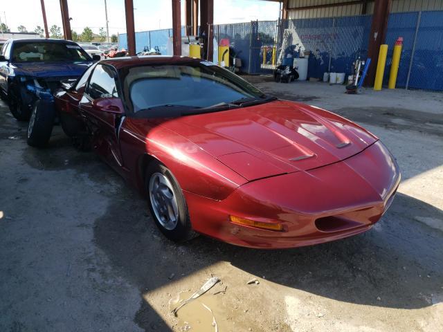 Pontiac Firebird salvage cars for sale: 1995 Pontiac Firebird