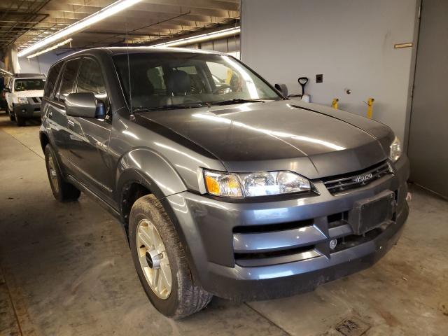 Isuzu salvage cars for sale: 2002 Isuzu Axiom XS