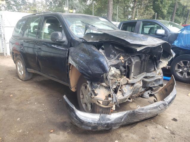 Vehiculos salvage en venta de Copart Austell, GA: 2003 Chevrolet Trailblazer