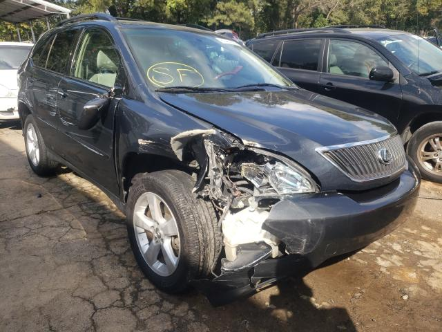 Salvage cars for sale from Copart Austell, GA: 2004 Lexus RX 330