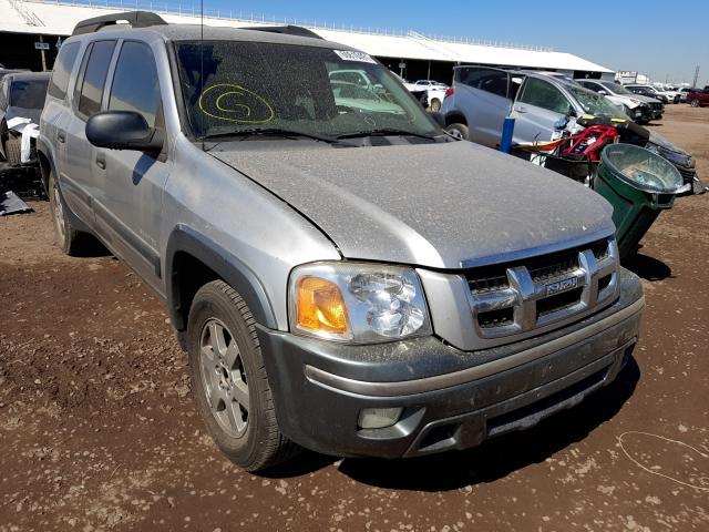 Isuzu salvage cars for sale: 2004 Isuzu Ascender S