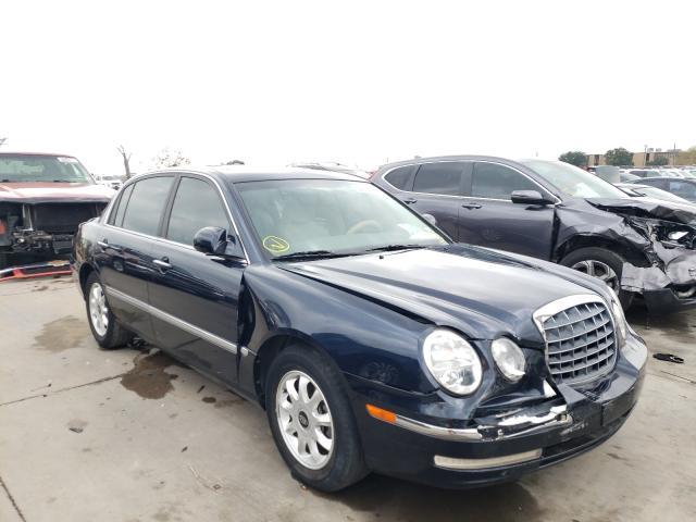 KIA Amanti salvage cars for sale: 2006 KIA Amanti