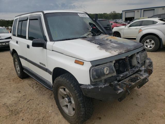 GEO Tracker salvage cars for sale: 1996 GEO Tracker
