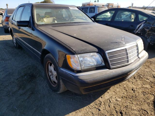 Salvage cars for sale from Copart San Martin, CA: 1999 Mercedes-Benz S 320W