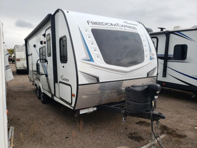 Forest River salvage cars for sale: 2020 Forest River Trailer