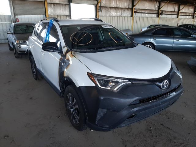 Salvage cars for sale from Copart Phoenix, AZ: 2016 Toyota Rav4 LE