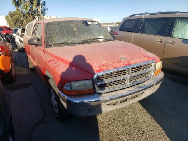 Dodge Dakota salvage cars for sale: 1997 Dodge Dakota