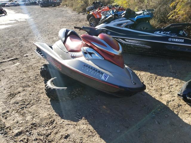 Salvage boats for sale at Reno, NV auction: 2005 Seadoo Boat
