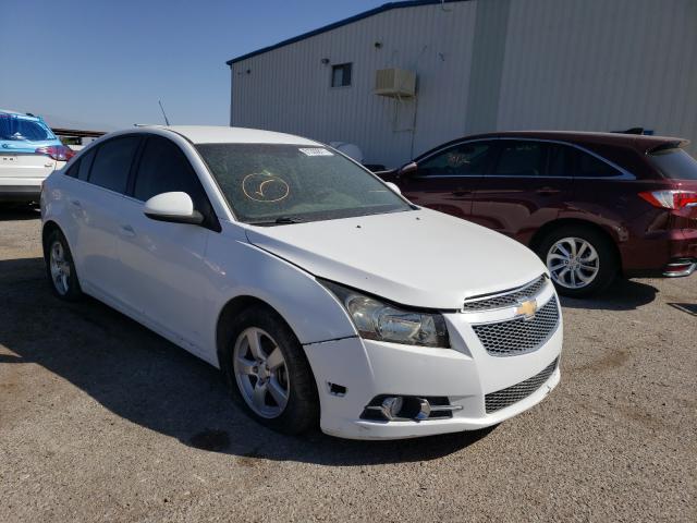 Salvage cars for sale at Tucson, AZ auction: 2011 Chevrolet Cruze LT