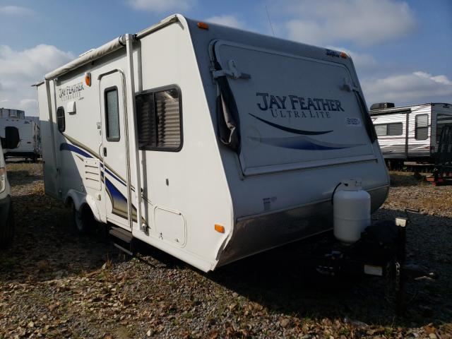 Jayco salvage cars for sale: 2012 Jayco Travel Trailer