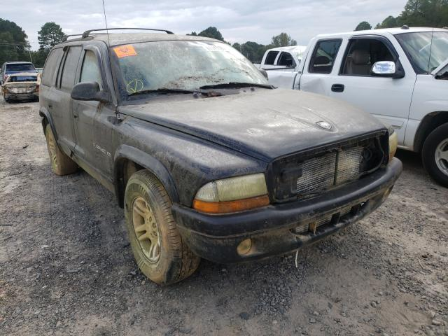 Salvage cars for sale at Conway, AR auction: 2001 Dodge Durango