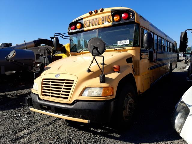 2010 BLUEBIRD  SCHOOL BUS
