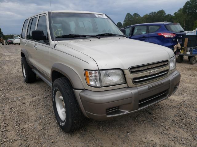 Isuzu salvage cars for sale: 2000 Isuzu Trooper S