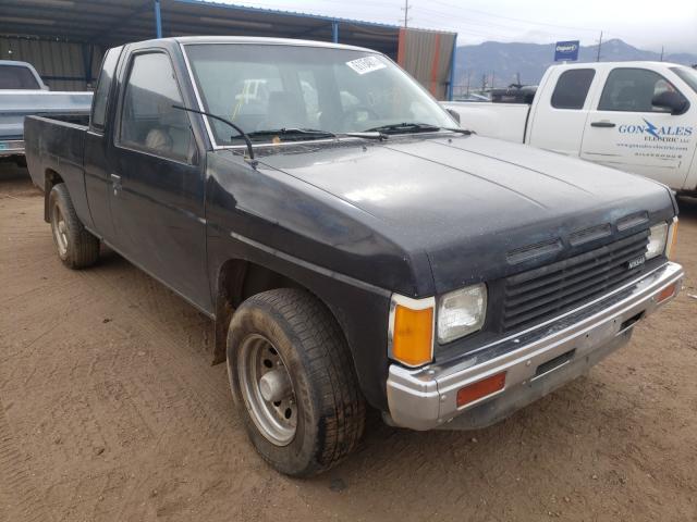 Nissan Vehiculos salvage en venta: 1987 Nissan D21 King C