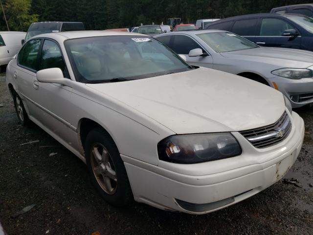 Chevrolet Impala LS salvage cars for sale: 2005 Chevrolet Impala LS