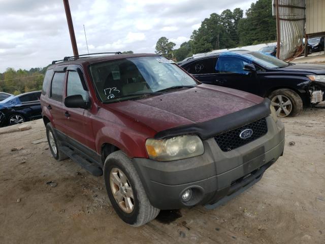 Ford Escape salvage cars for sale: 2005 Ford Escape