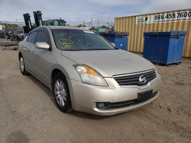 Salvage cars for sale from Copart San Martin, CA: 2009 Nissan Altima 2.5