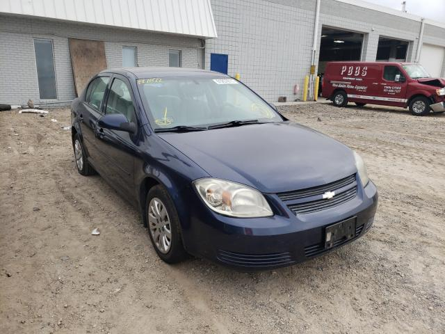 Salvage cars for sale from Copart Blaine, MN: 2010 Chevrolet Cobalt 1LT