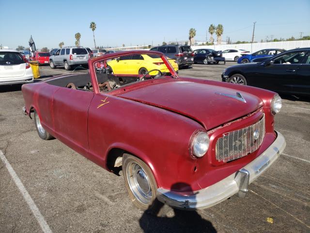 American Motors salvage cars for sale: 1960 American Motors Rambler