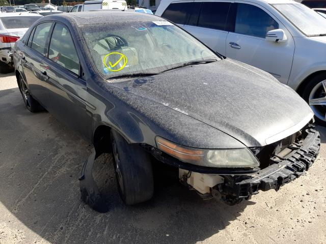 Salvage cars for sale at Conway, AR auction: 2008 Acura TL