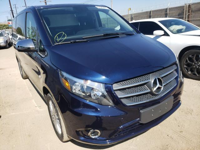 Upcoming salvage trucks for sale at auction: 2020 Mercedes-Benz Metris