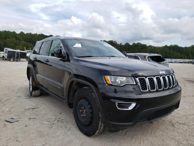 Salvage cars for sale at Florence, MS auction: 2021 Jeep Grand Cherokee