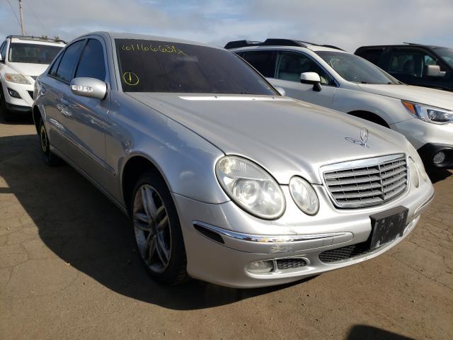 Mercedes-Benz salvage cars for sale: 2005 Mercedes-Benz E 320 4matic