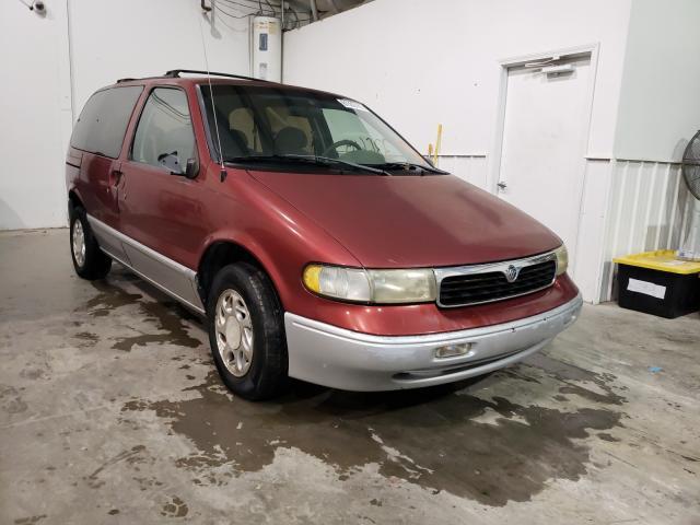 Mercury salvage cars for sale: 1997 Mercury Villager