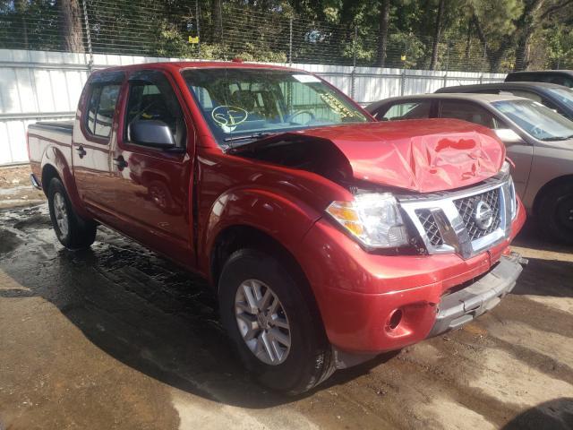 Vehiculos salvage en venta de Copart Austell, GA: 2015 Nissan Frontier S