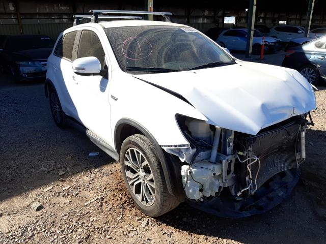 Salvage cars for sale from Copart Phoenix, AZ: 2016 Mitsubishi Outlander