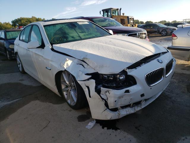 BMW Vehiculos salvage en venta: 2012 BMW 535 I
