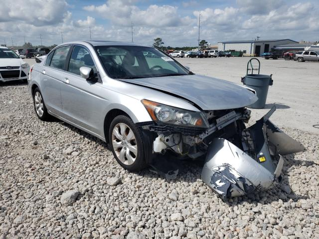 Salvage cars for sale from Copart New Orleans, LA: 2009 Honda Accord EXL