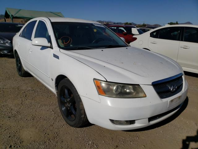 Salvage cars for sale from Copart San Martin, CA: 2007 Hyundai Sonata SE