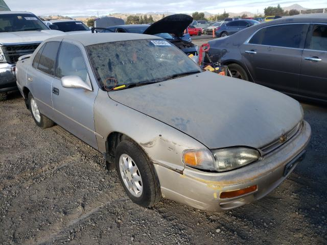 Salvage cars for sale from Copart San Martin, CA: 1996 Toyota Camry DX