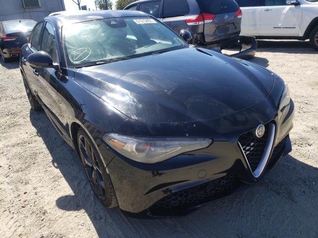 2020 Alfa Romeo Giulia for sale in Los Angeles, CA