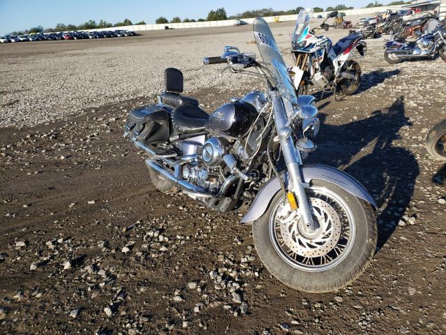 Salvage cars for sale from Copart Earlington, KY: 2005 Yamaha XVS65 Base