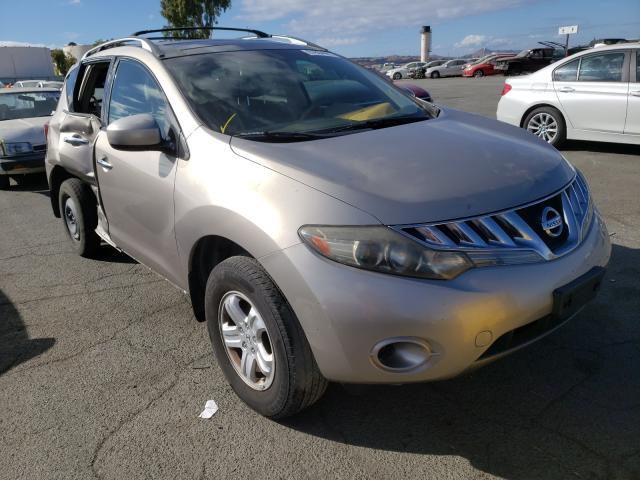 Vehiculos salvage en venta de Copart Martinez, CA: 2010 Nissan Murano S