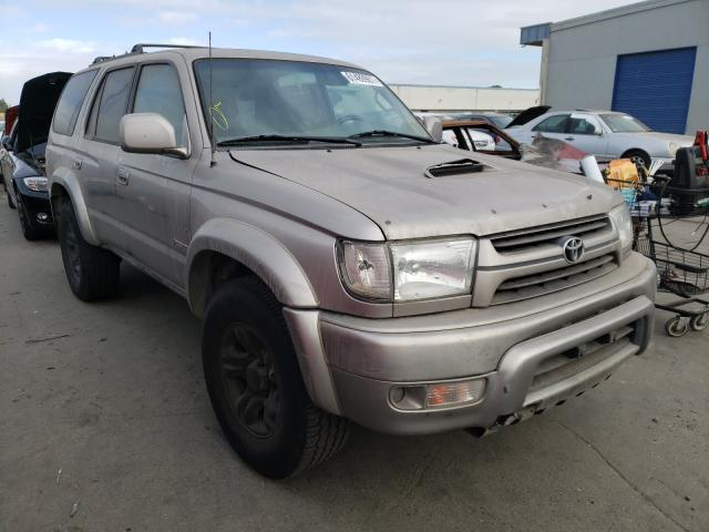 Toyota salvage cars for sale: 2002 Toyota 4runner SR