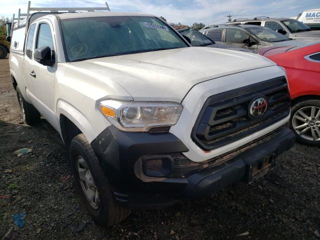 Salvage cars for sale from Copart Hillsborough, NJ: 2021 Toyota Tacoma ACC