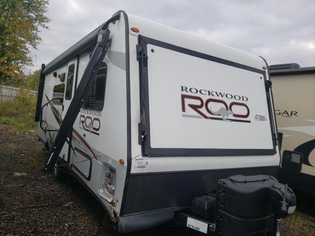 Rockwood salvage cars for sale: 2021 Rockwood ROO