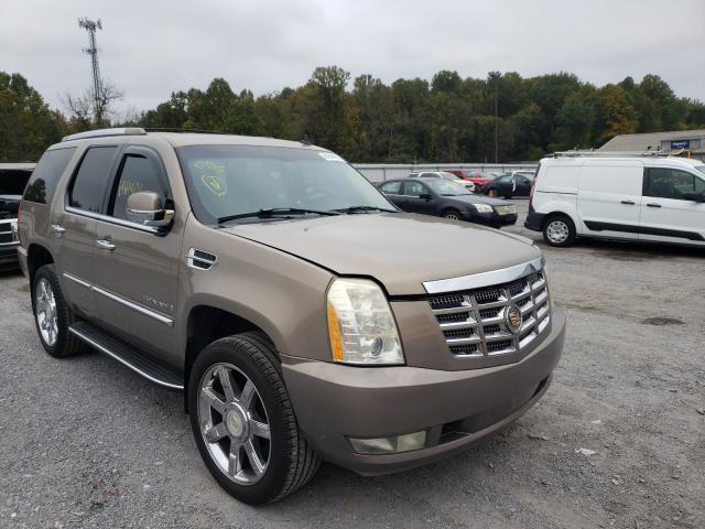 Cadillac Vehiculos salvage en venta: 2007 Cadillac Escalade L