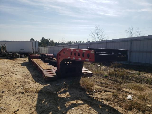 Fontaine salvage cars for sale: 2007 Fontaine Trailer