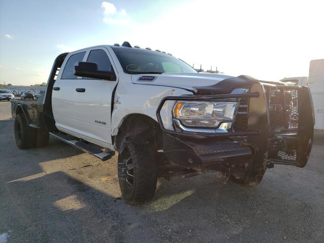 Salvage cars for sale from Copart Jacksonville, FL: 2019 Dodge RAM 3500