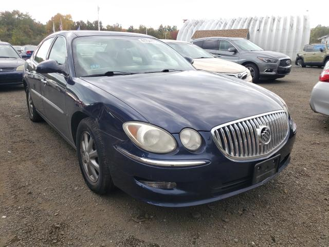 Salvage cars for sale from Copart East Granby, CT: 2008 Buick Lacrosse C