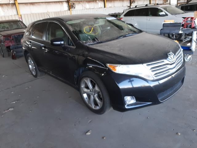 Salvage cars for sale from Copart Phoenix, AZ: 2009 Toyota Venza