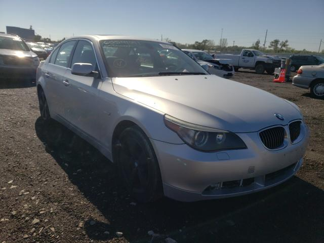 BMW salvage cars for sale: 2006 BMW 530 XI
