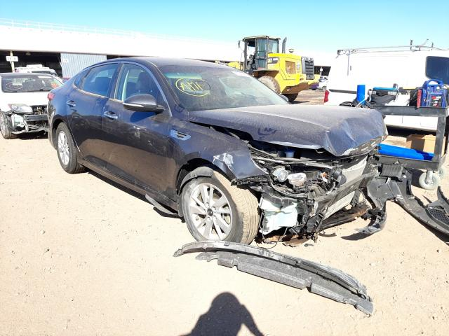 Salvage cars for sale from Copart Phoenix, AZ: 2018 KIA Optima LX