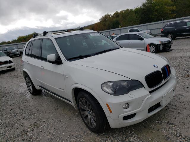 Salvage cars for sale at Prairie Grove, AR auction: 2010 BMW X5 XDRIVE4