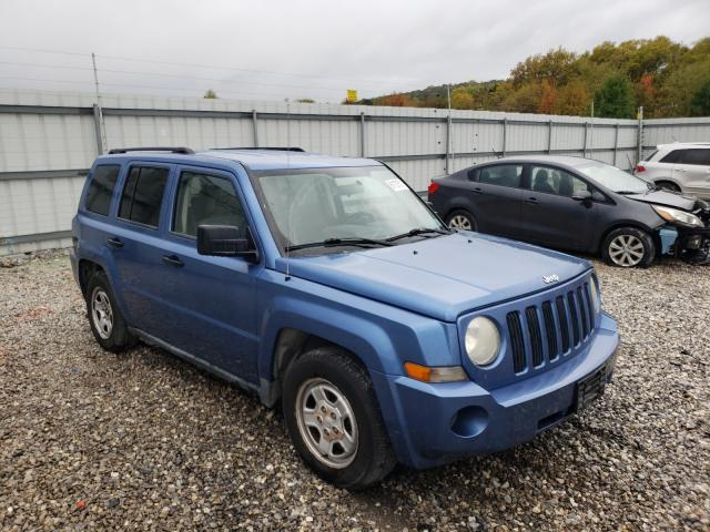 Salvage cars for sale at Prairie Grove, AR auction: 2007 Jeep Patriot SP