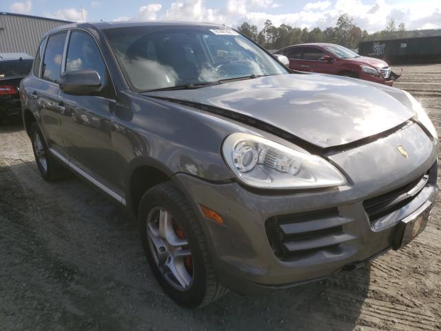 Porsche Vehiculos salvage en venta: 2008 Porsche Cayenne